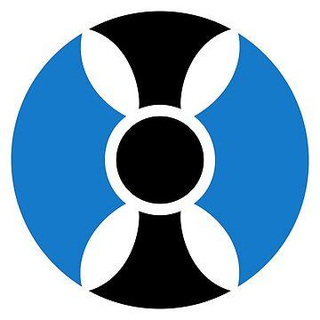 BPS Logo (Black) by black-plasma
