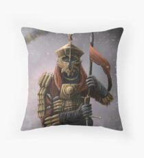 Easterling Fanart Concept Artwork Throw Pillow