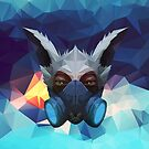 Meepo Low Poly Art by giftmones