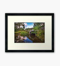 The Bridge, Killarney National Park , County Kerry, Ireland Framed Print