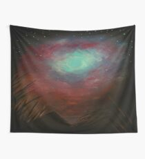 Spacious Sky Wall Tapestry