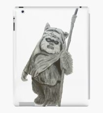Ewok iPad Case/Skin