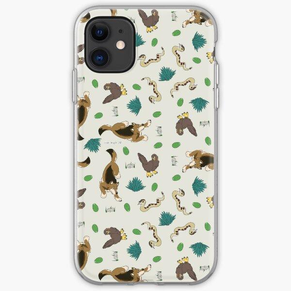 The desert iPhone Soft Case