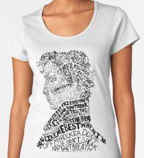 Sherlock Holmes - Crime Solving English Private Detective Women's Premium T-Shirt