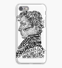 Sherlock Holmes - Crime Solving English Private Detective iPhone Case/Skin