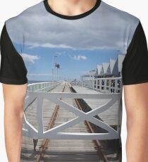 Busselton Jetty Graphic T-Shirt