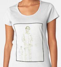 Ing. Alexis (mi carnal) Women's Premium T-Shirt