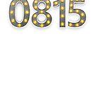 0815 - Alles andere als  Nullachtfünfzehn! von Black Sign Artwork