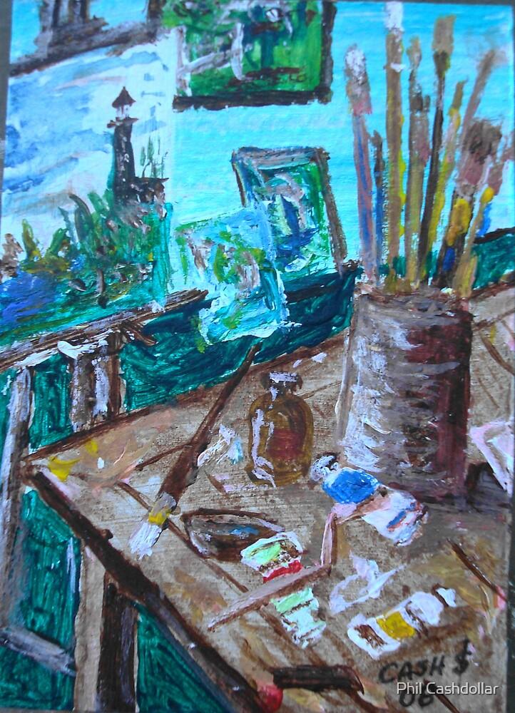 The Studio by Phil Cashdollar