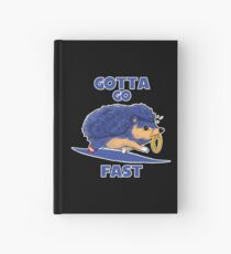 Gotta Go Fast Hardcover Journal