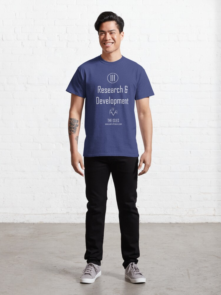 Alternate view of Research and Development - Shirt Classic T-Shirt