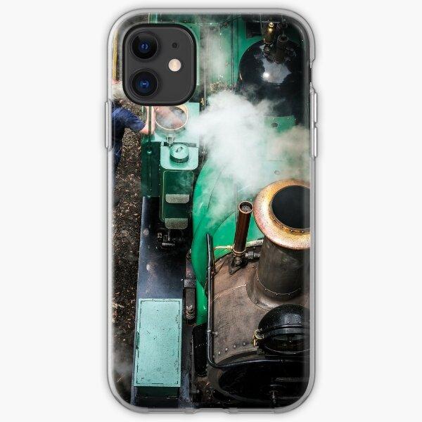 Thirsty work iPhone Soft Case