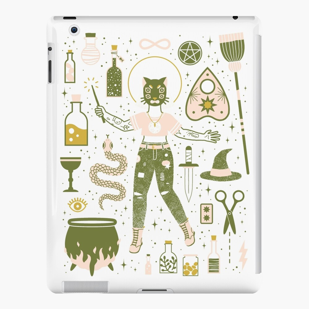 The Witch iPad Case & Skin