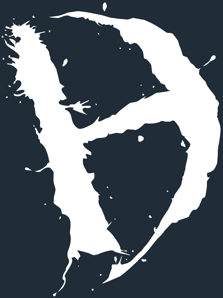 Diamanda Hagan D-H Logo (White) by DiamandaHagan