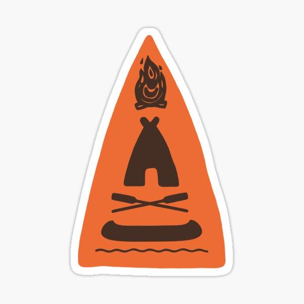 W/LD Sticker