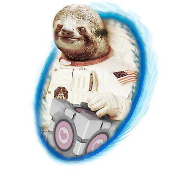 Sloth Portal by gummiez