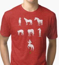 Incorrect Centaurs Tri-blend T-Shirt