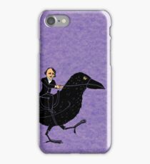 Poe and Raven iPhone Case/Skin