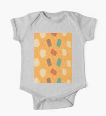 Mid Century Vector Pattern Kids Clothes