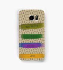 """Speak The Truth Even If Your Voice Shakes"" Phone Cases and Skins Samsung Galaxy Case/Skin"