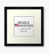 Meagle/Haverford Framed Print