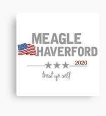 Meagle/Haverford Canvas Print