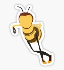 Barry Bee Benson (buzz buzz bitch) Sticker