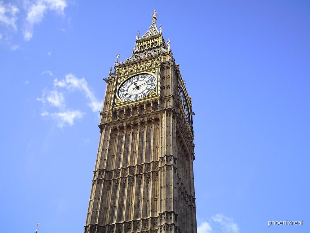 Big Ben by phoenixreal