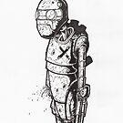 Broken Robot #1  by Erick Willand