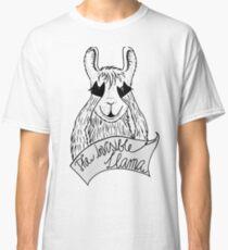 The invisible Llama Classic T-Shirt