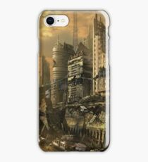 Fallout - The Wasteland iPhone Case/Skin