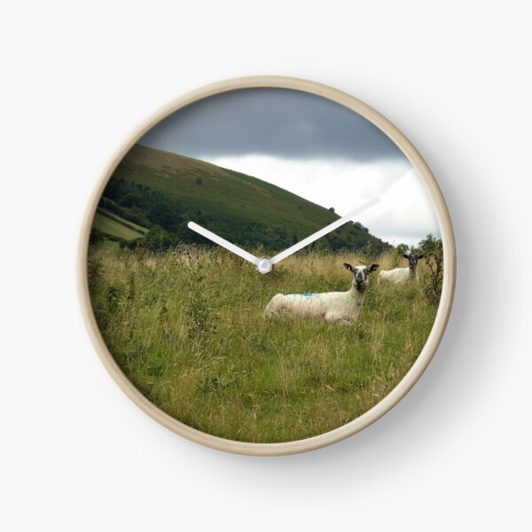 Mountain dweller Clock