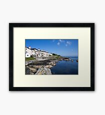 Greencastle , Co Donegal , Ireland Framed Print