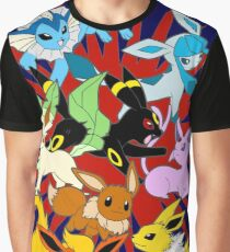 Eevelutions Graphic T-Shirt
