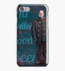 Air, Water, Food, Beer iPhone Case/Skin