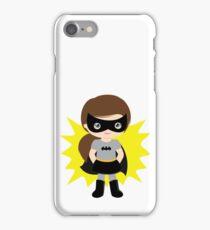 Baby Batgirl iPhone Case/Skin