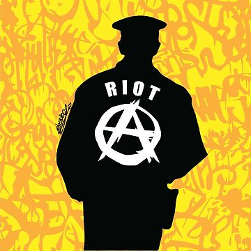 Riot by sick-boy