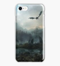 Skyrim - Marshes of Solitude iPhone Case/Skin