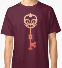 SleepyCast Schädel-Schlüssel Classic T-Shirt