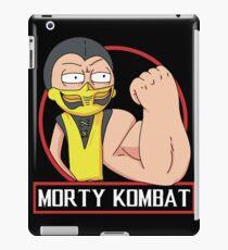 Morty Kombat iPad Case/Skin