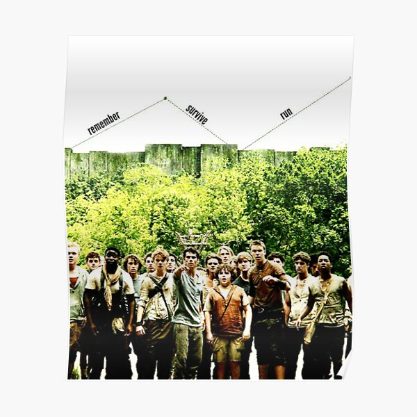 Remember Survive Run Poster