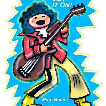 Bolan emoticon  by BalbinaStudio