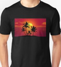 Beach Sun Chemistry 001 T-Shirt