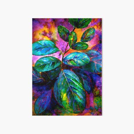 Tropical Fantasy.. Art Board Print