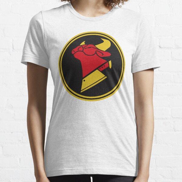 Cow Chop Logo Essential T-Shirt
