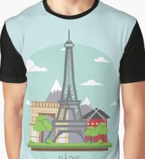 Paris - France Graphic T-Shirt