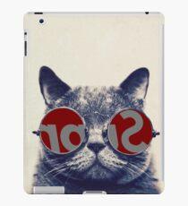 Cool Cat Sup iPad Case/Skin