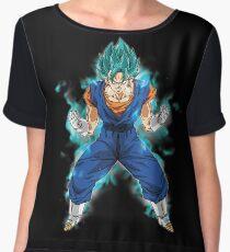 Dragon Ball Super - Vegito Blue (Vegetto) Women's Chiffon Top