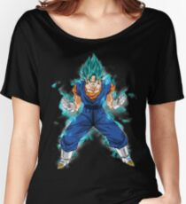 Dragon Ball Super - Vegito Blue (Vegetto) Women's Relaxed Fit T-Shirt