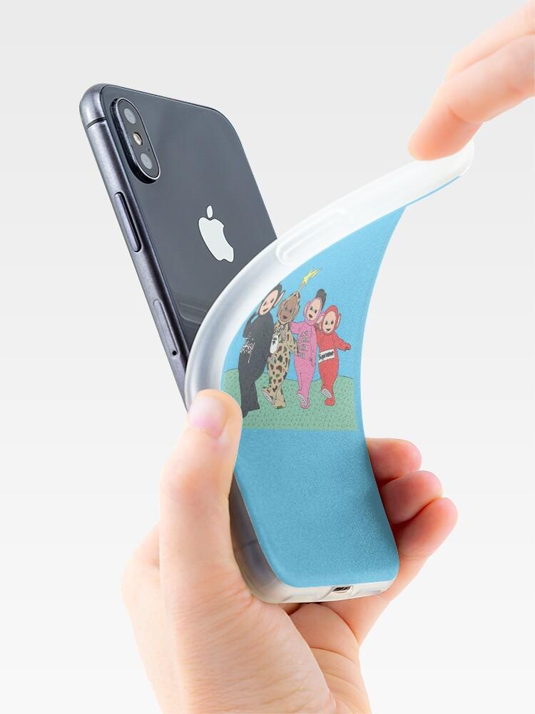 Alternative Ansicht von Die Hypebeast-Show iPhone-Hülle & Cover